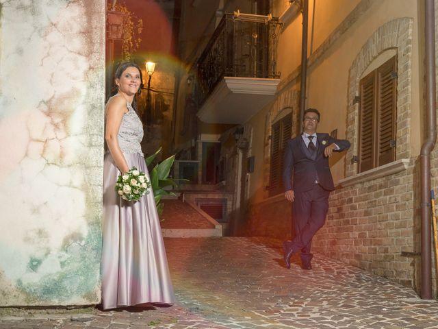 Il matrimonio di Fabio e Stefania a Tortoreto, Teramo 46