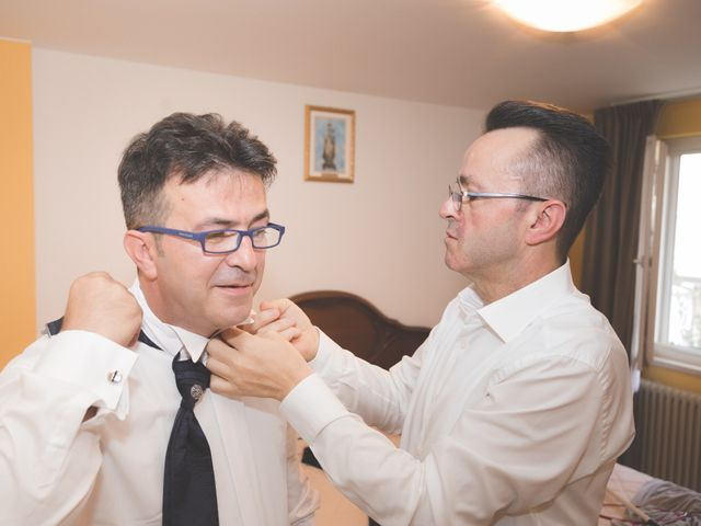 Il matrimonio di Fabio e Stefania a Tortoreto, Teramo 15