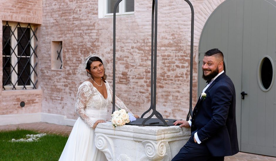 Il matrimonio di Marco e Virginia  a Ravenna, Ravenna