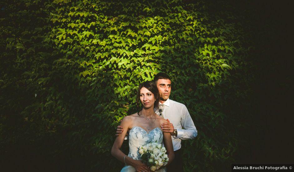 Il matrimonio di Elio e Ilenia a Siena, Siena