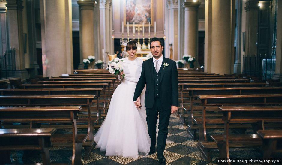 Il matrimonio di Glauco e Elena a Bologna, Bologna