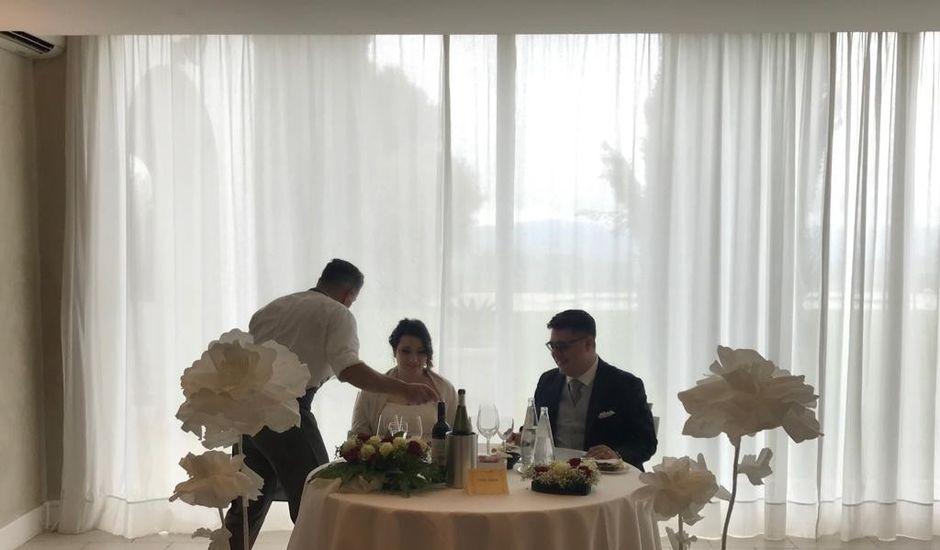 Il matrimonio di Angela e Stefano a Bassano Romano, Viterbo