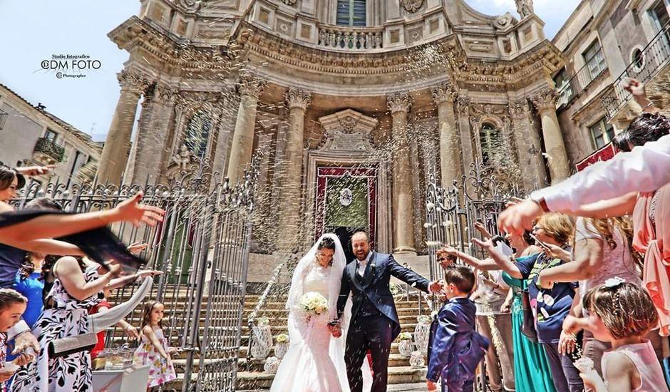Il matrimonio di Rosario e Angelica a Catania, Catania