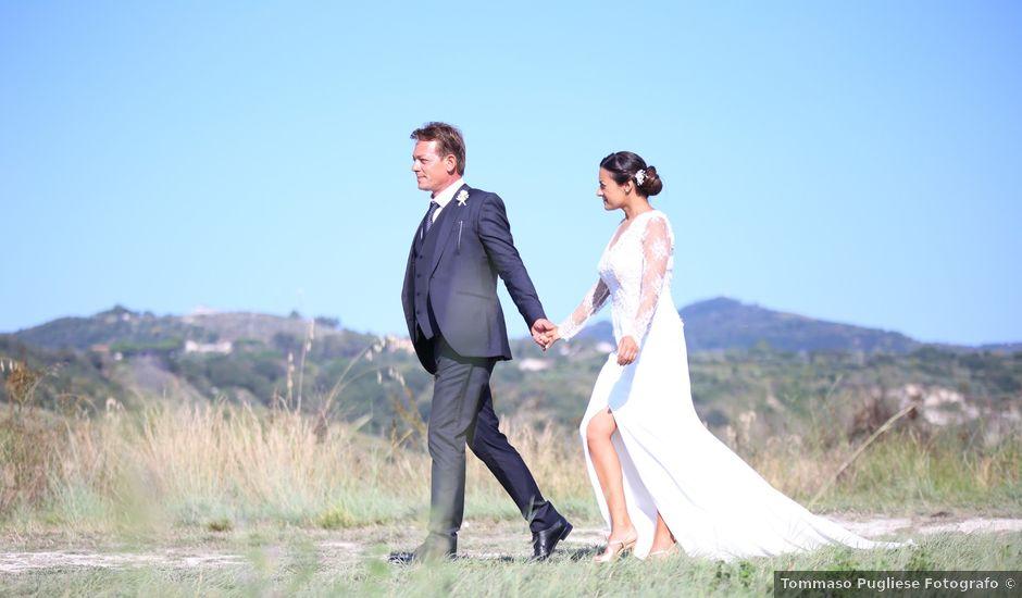 Il matrimonio di Andrea e Antonia a Spilinga, Vibo Valentia