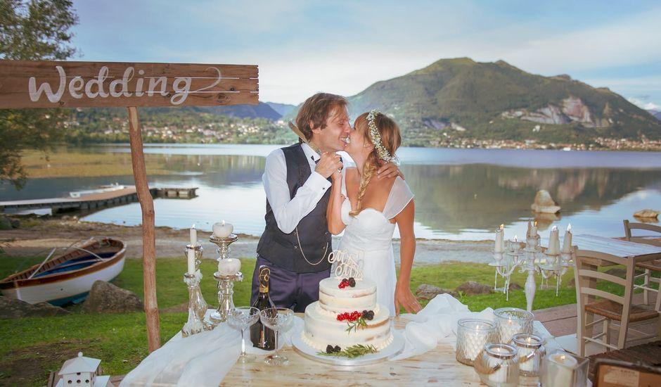 Il matrimonio di Francesco  e Giulia  a Inverigo, Como