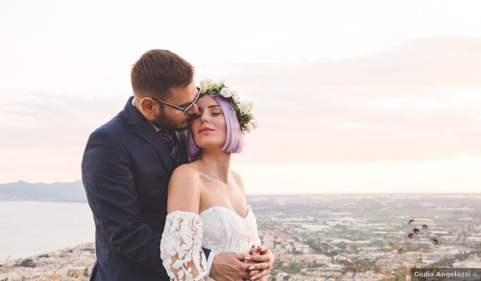 Il matrimonio di Francesco e Marzia a Terracina, Latina