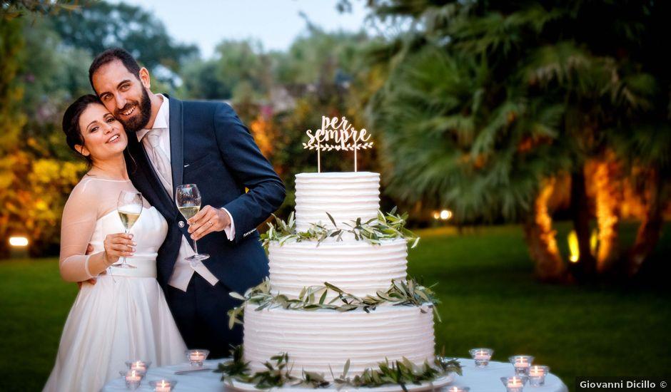 Il matrimonio di Marco e Marialuisa a Bari, Bari