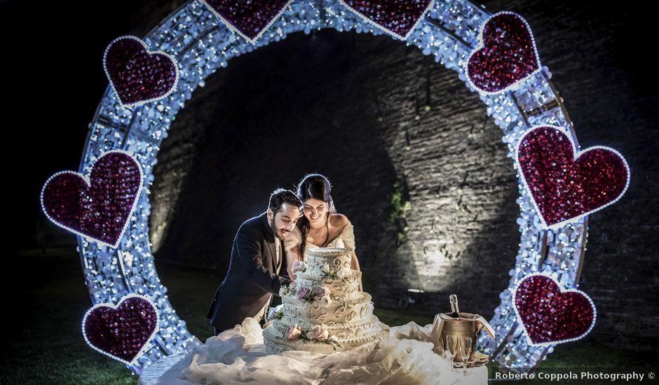 Il matrimonio di Demetrio e Debora a Oviglio, Alessandria