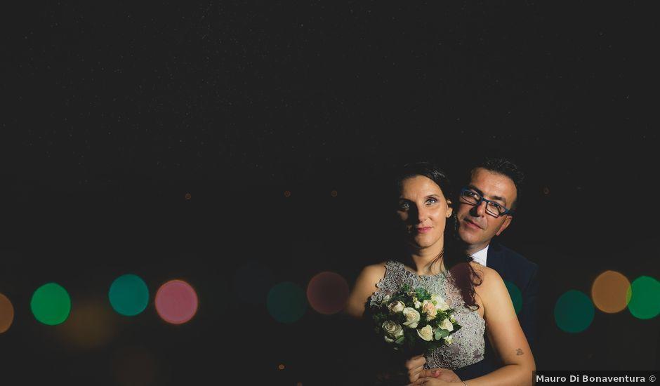 Il matrimonio di Fabio e Stefania a Tortoreto, Teramo