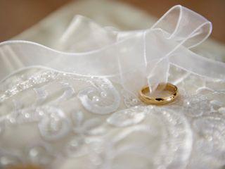 Le nozze di Vanessa e Patrik 1