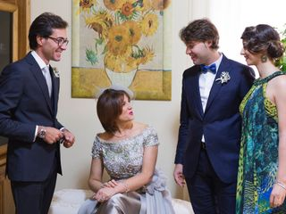 Le nozze di Melissa e Francesco 1