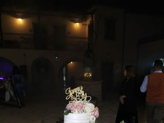 Le nozze di Elisabetta e Jonathan 1