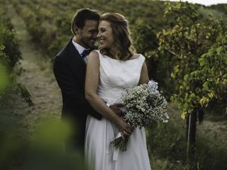 Le nozze di Giulia e Davide