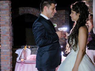 Le nozze di Maria Anna e Luciano