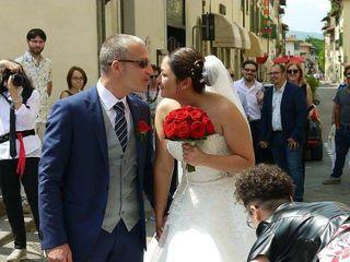 Le nozze di Alexandra  e Roberto