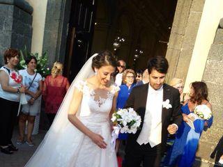 Le nozze di Sonia  e Mario 1