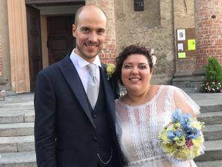 Le nozze di Ilenia e Mattia