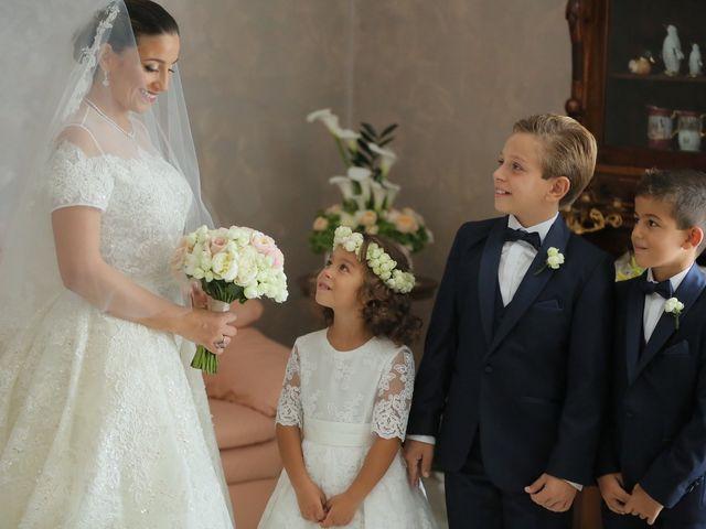 Il matrimonio di Alessandro e Diana a Ercolano, Napoli 11