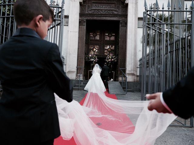 Il matrimonio di Alessandro e Diana a Ercolano, Napoli 14