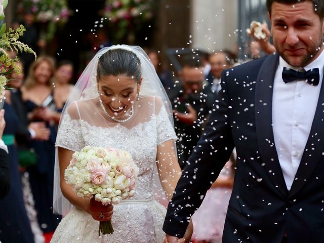 Il matrimonio di Alessandro e Diana a Ercolano, Napoli 20