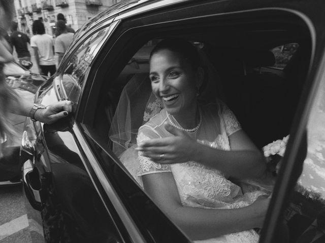 Il matrimonio di Alessandro e Diana a Ercolano, Napoli 21