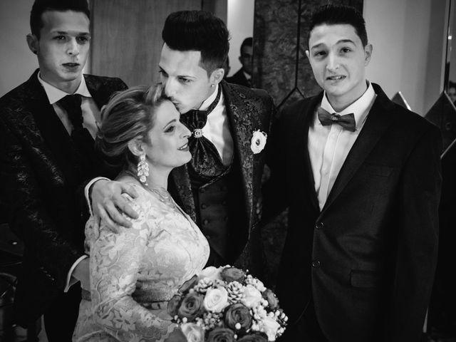 Il matrimonio di Stefano e Oleandra a Caltanissetta, Caltanissetta 4