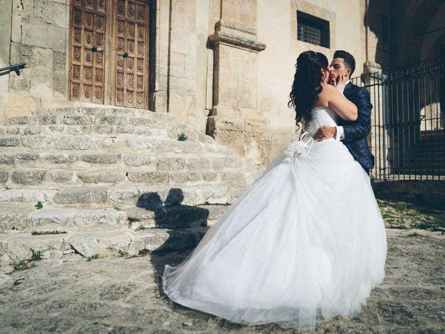 Il matrimonio di Stefano e Oleandra a Caltanissetta, Caltanissetta 16