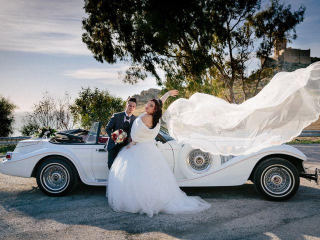 Il matrimonio di Stefano e Oleandra a Caltanissetta, Caltanissetta 17