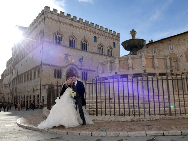 Il matrimonio di Daniele e Eloisa a Perugia, Perugia 30
