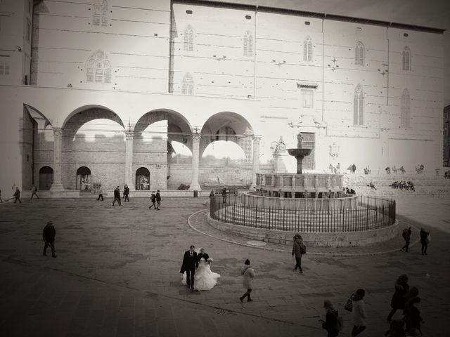 Il matrimonio di Daniele e Eloisa a Perugia, Perugia 31