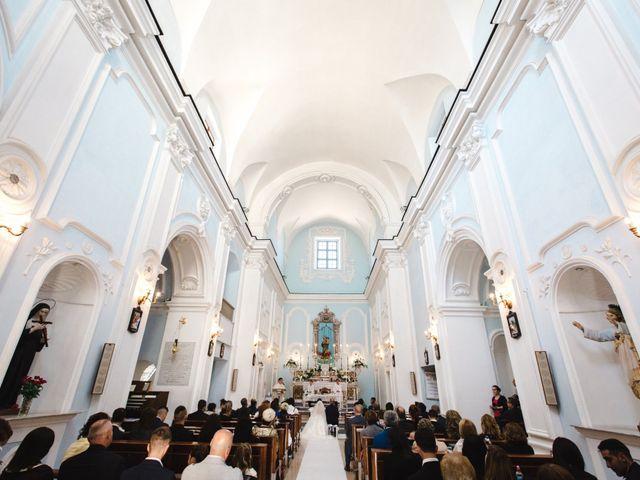 Il matrimonio di Alfonso e Violeta a Gaeta, Latina 38