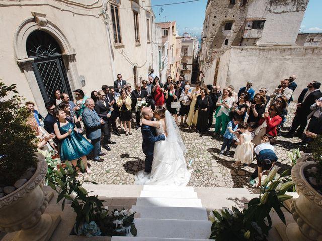 Il matrimonio di Alfonso e Violeta a Gaeta, Latina 42