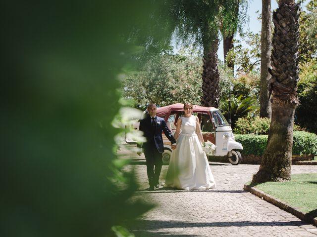 Il matrimonio di Alfonso e Violeta a Gaeta, Latina 49