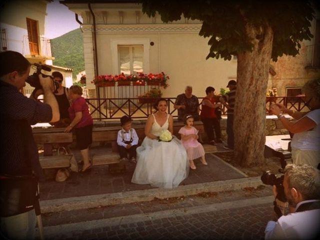 Il matrimonio di Angelo e Katjusa a Anversa degli Abruzzi, L'Aquila 27
