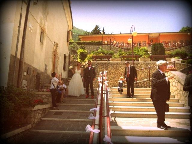 Il matrimonio di Angelo e Katjusa a Anversa degli Abruzzi, L'Aquila 59