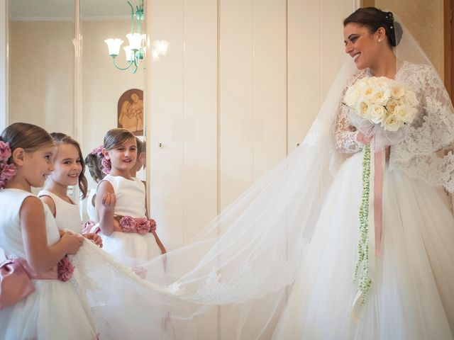 Il matrimonio di Francesco e Melissa a Vibo Valentia, Vibo Valentia 15