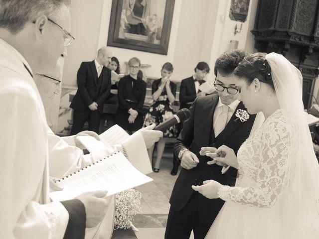 Il matrimonio di Francesco e Melissa a Vibo Valentia, Vibo Valentia 21