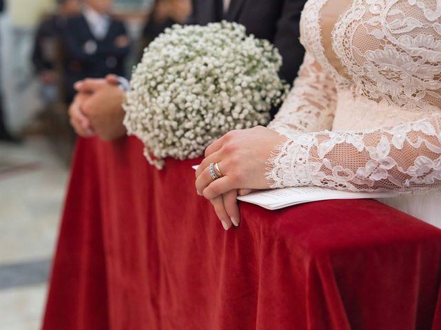 Il matrimonio di Francesco e Melissa a Vibo Valentia, Vibo Valentia 24