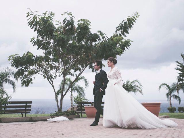 Il matrimonio di Francesco e Melissa a Vibo Valentia, Vibo Valentia 30