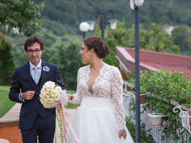 Il matrimonio di Francesco e Melissa a Vibo Valentia, Vibo Valentia 34