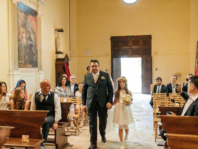 Il matrimonio di Nicola e Nazarena a Modena, Modena 15