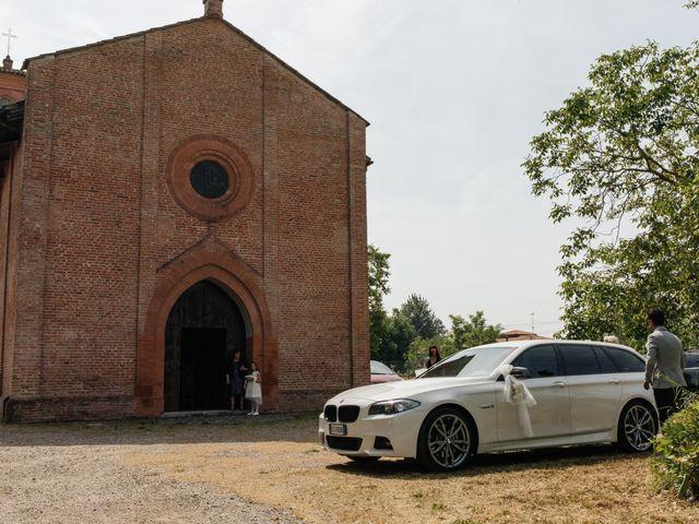 Il matrimonio di Nicola e Nazarena a Modena, Modena 16