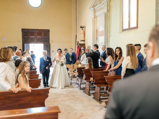 Il matrimonio di Nicola e Nazarena a Modena, Modena 17
