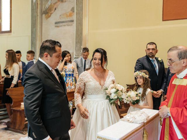 Il matrimonio di Nicola e Nazarena a Modena, Modena 18