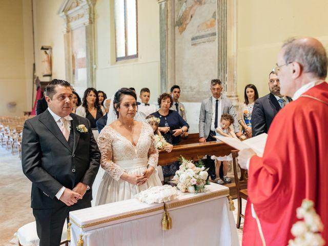 Il matrimonio di Nicola e Nazarena a Modena, Modena 21