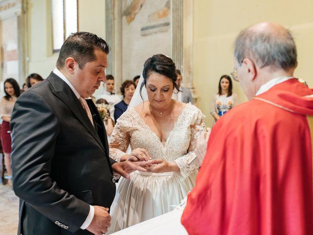 Il matrimonio di Nicola e Nazarena a Modena, Modena 24