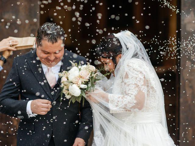 Il matrimonio di Nicola e Nazarena a Modena, Modena 28