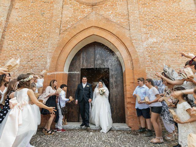 Le nozze di Nazarena e Nicola