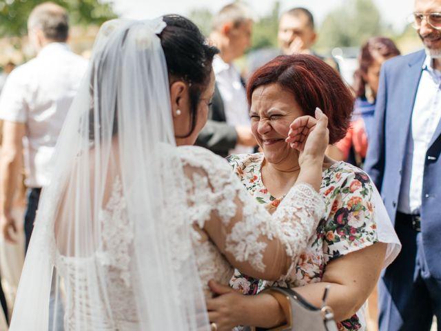Il matrimonio di Nicola e Nazarena a Modena, Modena 34