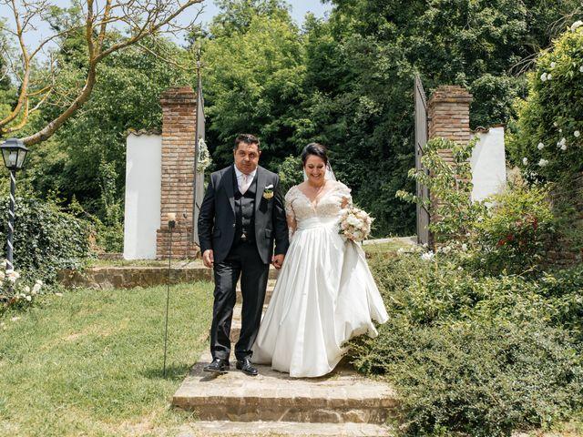 Il matrimonio di Nicola e Nazarena a Modena, Modena 44